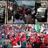 "Viral di medsos!  Ahmadi-Antos Diduga ""Angkut"" Massa Dari Luar Saat Kampanye Agar Kelihatan Ramai"