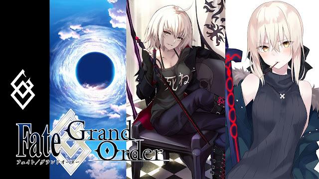 apa itu singularitas di anime fate grand order