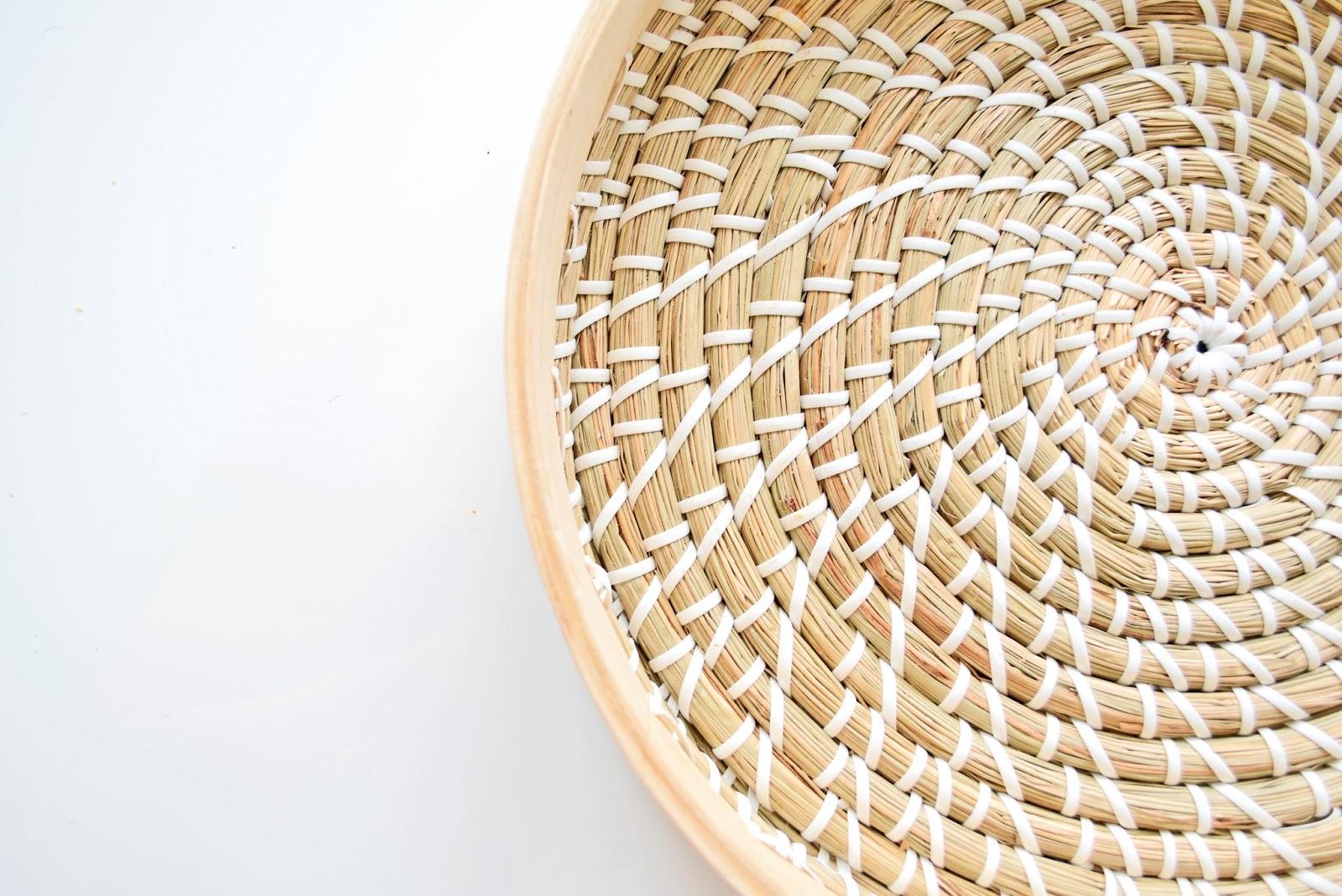 tacka z bambusa