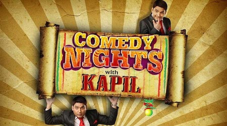 Comedy Nights With Kapil 03 Jan 2016