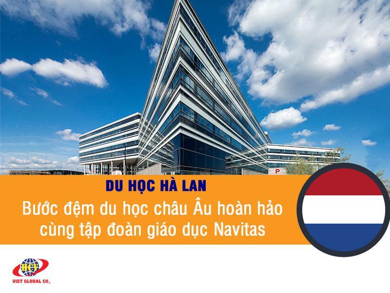Du học Hà Lan: Bước đệm du học châu Âu hoàn hảo cùng tập đoàn giáo dục Navitas