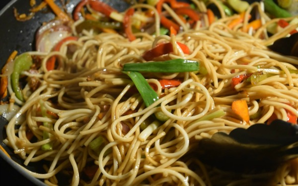 how to make lo mein recipe