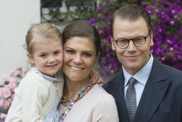 Crown Princess Victoria Expecting Her Second Child