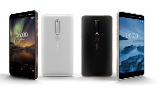 Nokia 6 (2018)  Photo Gallery