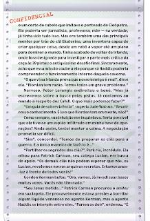 News: O Livro Negro, The 39 Clues. 20