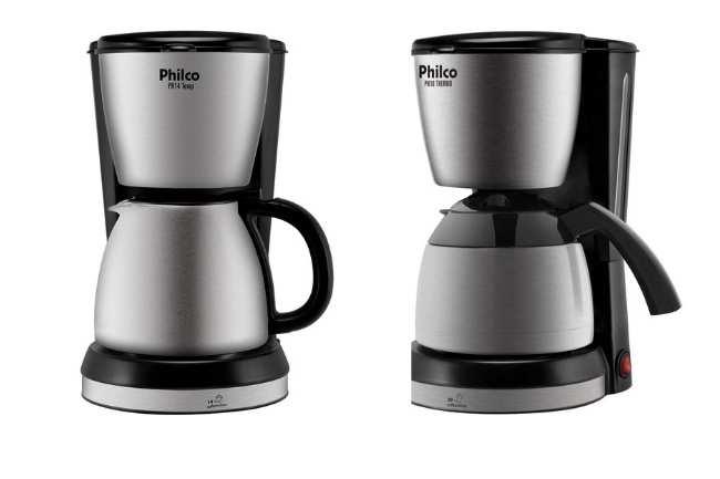 Cafeteiras Philco ph 14 e ph 30