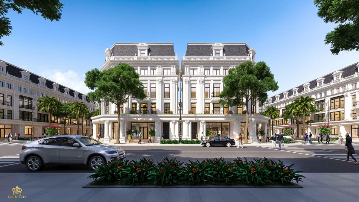 Louis City Hoàng Mai - Sản phẩm đầu tư hoàn hảo