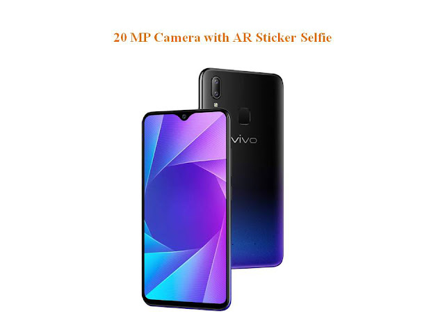 Vivo Y95 Starry Black Specification & Price