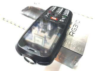 Hape Outdoor RugGear RG310 Voyager New Android Dual SIM NFC GPS IP68 Certified