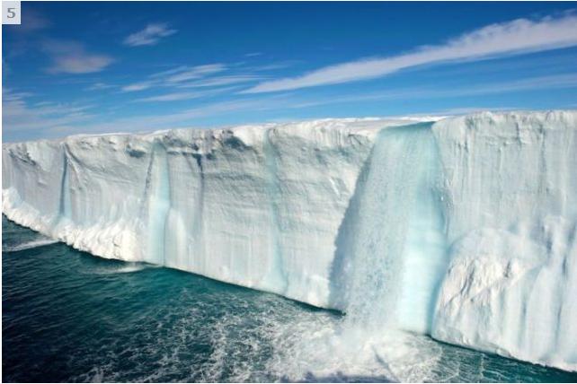 The Ice Burg