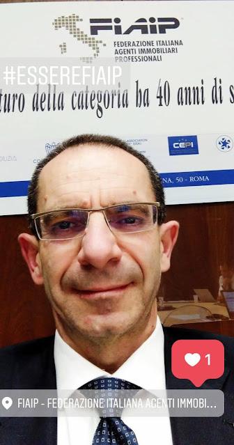 Giuliano olivati agente immobiliare professionale fiaip Bergamo