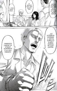 """Reseña de """"Ataque a los Titanes"""" vol.27 de Hajime Isayama - Norma Editorial"""