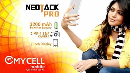 Mycell Neotack Pro Tab