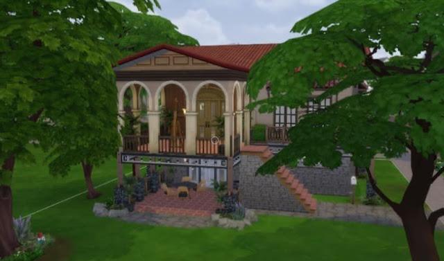 Sims 4 Pinoy Stuff Pack Casa Montero