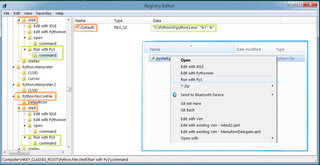 Aligorith's Lair: Windows Tip: Adding an item to the context