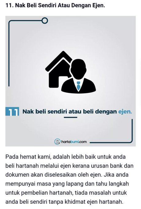 tips cara panduan beli rumah
