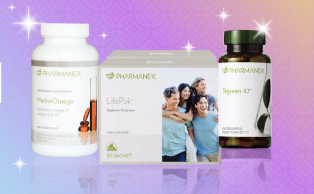 Promo Nu Skin Paket Antioksidan