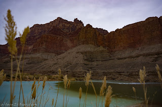 grand canyon, river colors green and blue little colorado rafting beautiful red rocks