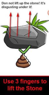 Jawaban Brain Out Jangan Angkat Batu : jawaban, brain, jangan, angkat, Jangan, Angkat, Bawahnya, Sesuatu, Menjijikkan, Brain, Tekno™