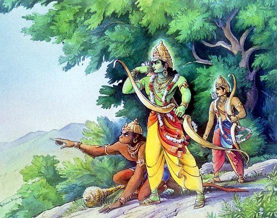Mahabharata Stories Arjun Krishna Battle