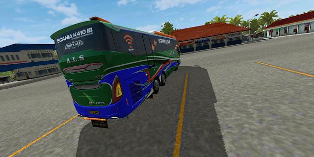 Mod SR2 XHD Scania K410