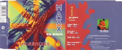 Download mp3 full flac album vinyl rip No More (I Cant Stand It) (Capri Dub Mix) - Maxx - No More (I Cant Stand It) (UK Remixes) (CD)
