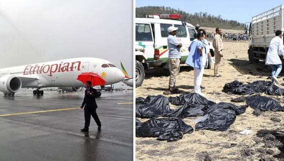What The Pilot of Ethiopian Airline Plane Did Before It Crashed