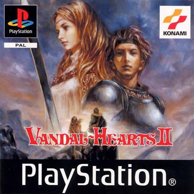 Vandal Hearts II ISO PS1