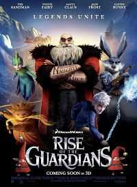 Rise of the Guardians (2012) Hindi - Tamil - English Movie Download 300mb BDRip