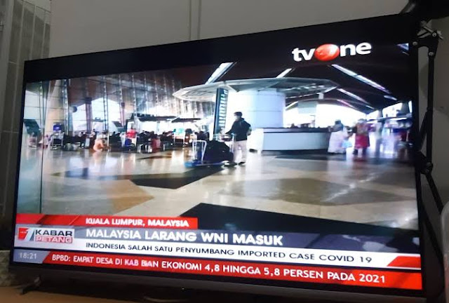 Kasus Covid-19 Masih Tinggi, Warga Indonesia Terancam Ditolak Masuk Negara Lain
