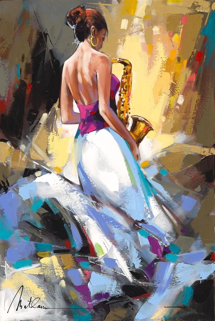 Anatoly Metlan Women in jazz