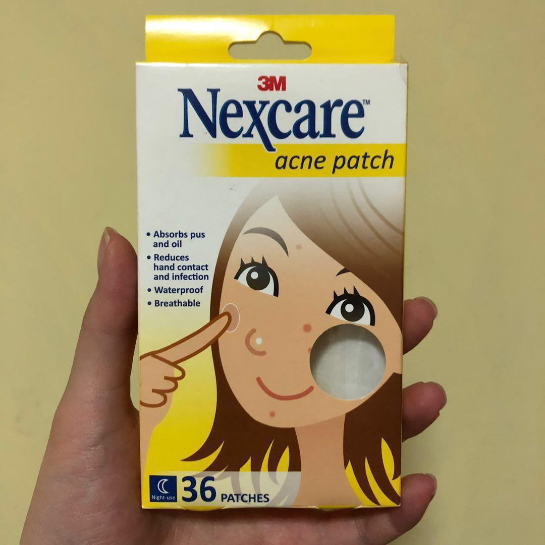 Nexcare là một trong những thương hiệu miếng dán mụn ra đời sớm nhất