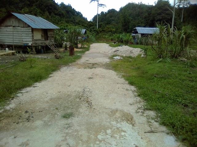 Gambar kampung elles distrik sawiat kabupaten sorong selatan
