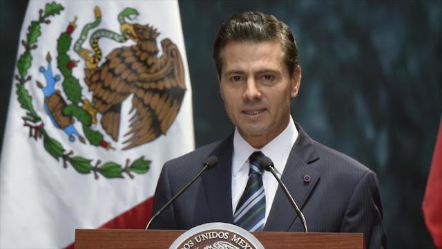 Peña Nieto compara al opositor López Obrador con Chávez y Maduro