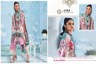 Cyra Fashion Alizah vol 4 Pakistani Suits