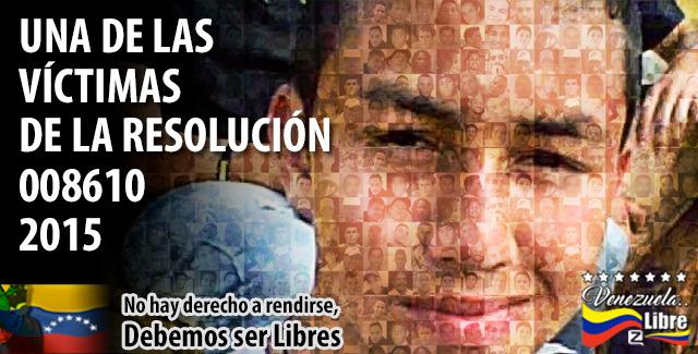 El caso de Kluivert Ferney Roa Núñez, marco la crueldad en el inicio del 2015, tras la resolucion 008610. 3ra parte