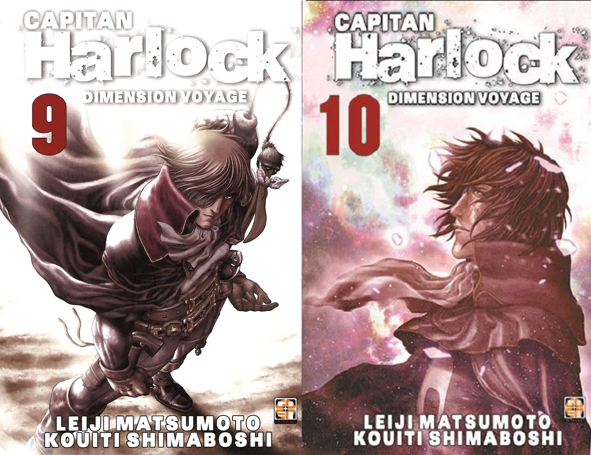 Capitan Harlock Dimension Voyage 9 - 10