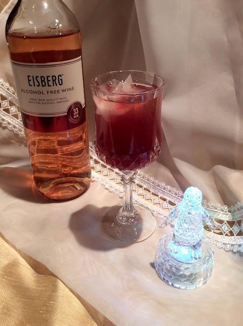 festive non-alcoholic cocktails, mocktails
