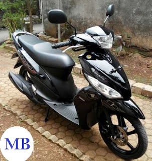 pasaran harga motor Yamaha mio J bekas/second lengkap