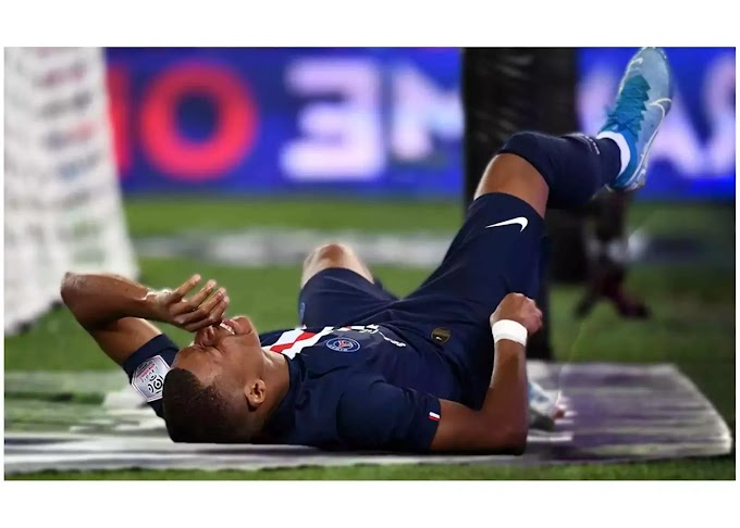 PSG doubts Kylian Mbappe Champions league return against Atalanta