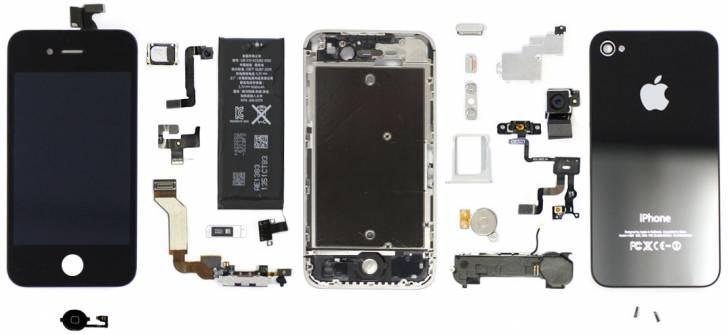 iPhone hanya menggunakan material premium yang membedakannya dengan  smartphone merek lain. Maklum saja f1063ceeec