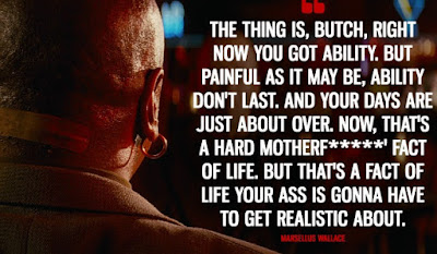 pulp fiction quotes Marsellus Wallace