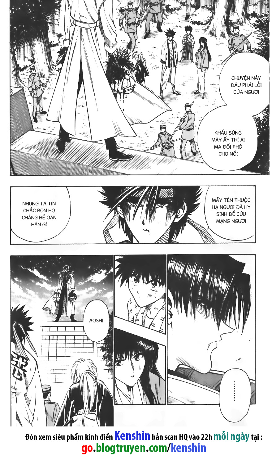 Rurouni Kenshin chap 30 trang 9