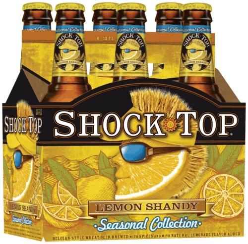 Shock Top: Lemon Shandy
