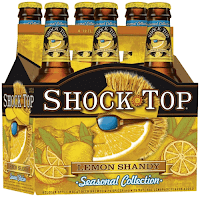 Shock Top: Lemon Shandy