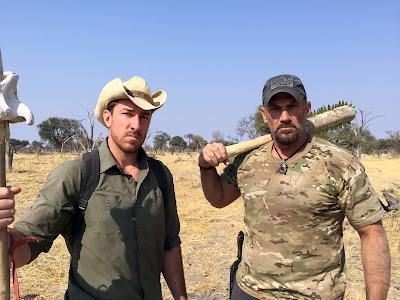 """Jeff Zausch e E.J. Snyder assumem novo desafio de sobrevivência após passarem por """"Largados e Pelados"""" e """"Largados e Pelados: A Tribo"""" - Divulgação"""
