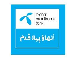Latest Jobs in Telenor Microfinance Bank 2021