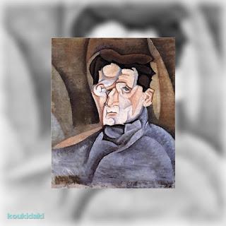 Πίνακας Juan Gris (Portrait of Maurice Raynal, 1911)