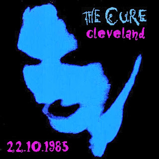 The Cure - Cleveland Music Hall, Cleveland, 22 October 1985 -SBD