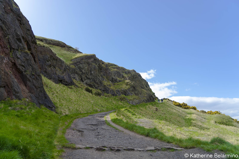 The Radical Road Holyrood Park Things to Do in Edinburgh in 3 Days Itinerary